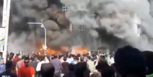 """""""Mintha háborús övezetben lennénk"""" — több tucat halottja van az iráni tüntetéseknek"""