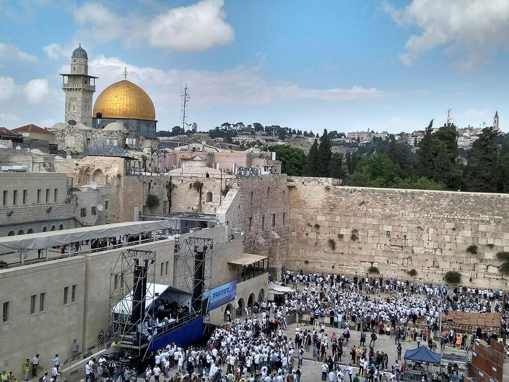 Muszlim nevén emlegeti ezentúl a Templom-hegyet az ENSZ