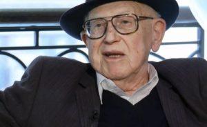 Meghalt Branko Lustig, holokauszt-túlélő és a Schindler listája Oscar-díjas producere