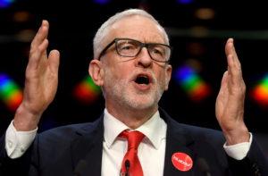 Wiesenthal Központ: Jeremy Corbyn 2019 legantiszemitább személyisége