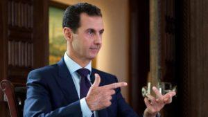Asszad: Trump a legjobb amerikai elnök