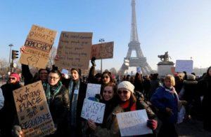 Nők elleni erőszak: Franciaország bekeményít