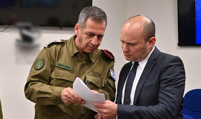 """Bennett védelmi miniszter: """"Az izraeli hadsereg szabad kezet kap"""""""