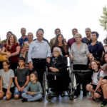 Megható találkozáson látta újra megmentőjét egy zsidó család