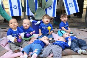 Minden harmadik izraeli állampolgár gyermek