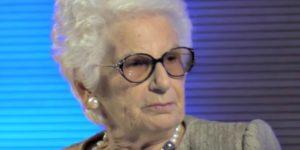 Izraelbe invitálták a hazájában megfenyegetett olasz holokauszt-túlélőt