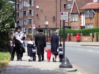 london zsidónegyed/ london jewish/ szabad felhasználású kép