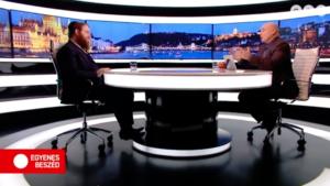 Köves Slomó: Azon kell dolgoznunk, hogy a határvonal egyértelmű határvonal legyen