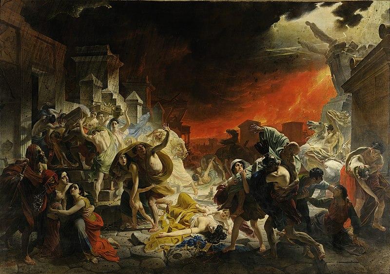 Zsidó író írhatta az első beszámolót Pompeii pusztulásáról