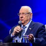 Nemzeti egyetértésért imádkozik az izraeli elnök