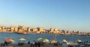 Mesterséges sziget Gáza partjainál?