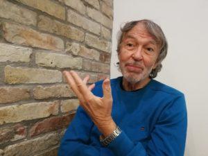 A Viszkis rabló helyett a holokausztról készít filmet Dobray György
