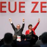 Német szociáldemokrata harakiri