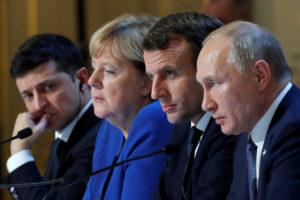 Fogolycsere, tűzszünet: először tárgyalt Putyinnal az ukrán elnök