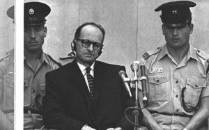 Eichmann titkos látogatása Palesztinába