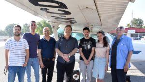Izraeli innováció segíti a repülőgépek kényszerleszállását