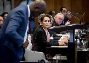 Mianmar tagadja a népirtás vádját Hágában
