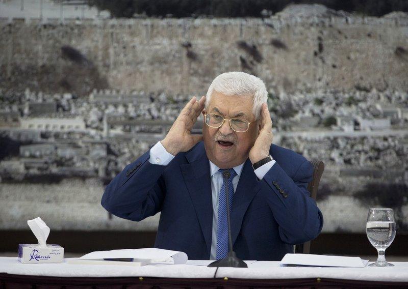 Abbász: Minden kapcsolatot megszakítunk Izraellel és Amerikával