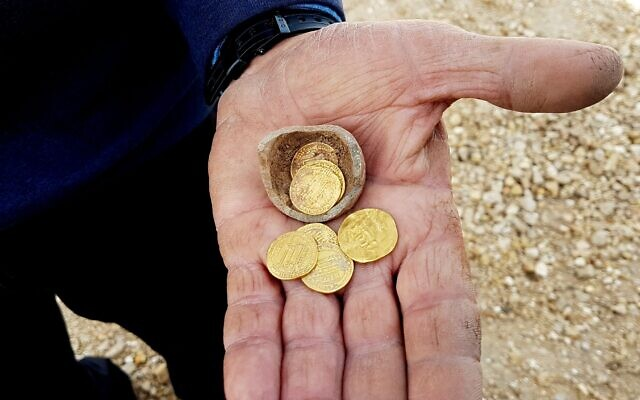 Ókori malacperselyt találtak Izraelben?