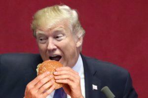 Egymillió dolláros vegán kihívás Trumpnak