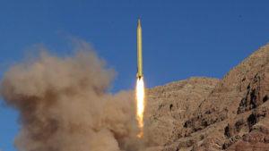 """Fény derült Irán földalatti """"rakéta-városaira"""""""