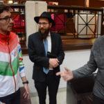 Mark Spitz Szulejmániról és az antiszemitizmusról is beszélt Budapesten