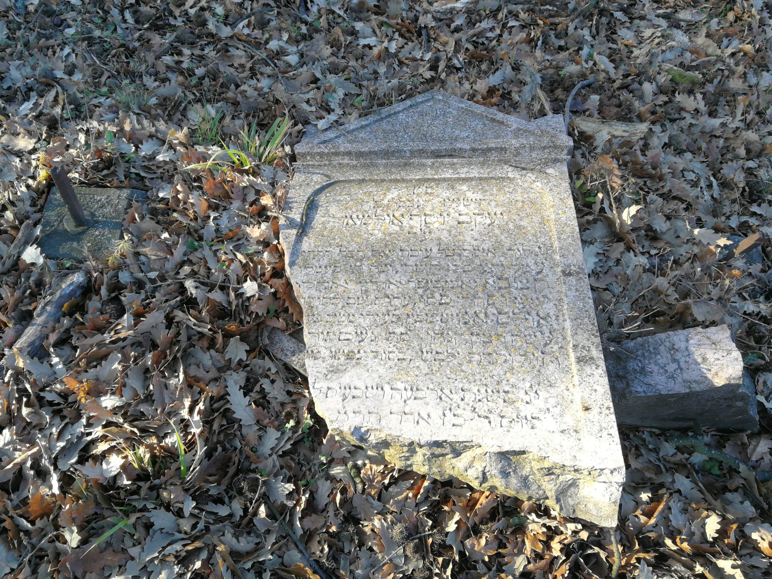Sírgyalázás – kiket zavartak a zsidó temetők Szlovákiában?