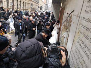 Köves Slomó: gyűlöletre nem lehet gyűlölettel emlékezni