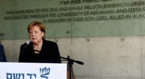 Antiszemita eset borzolja a kedélyeket Angela Merkel kancelláriáján