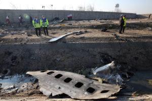 Irán: a Nyugat ne csináljon nagy ügyet a gép lelövéséből