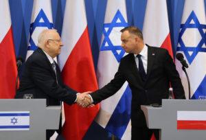 Rivlin: a lengyel nemzet a második világháború áldozata