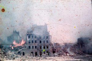 Zsidók megsemmisítésével vádolja Moszkva a lengyel ellenállást