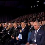 """Putyin Jeruzsálemben: """"Ezeket a haláltáborokat nemcsak a nácik működtették"""""""