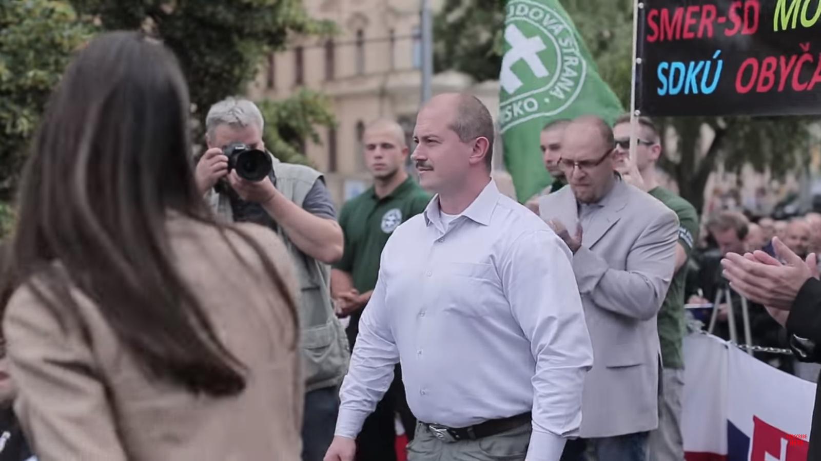 Neonácik szerezhetik meg a második legtöbb helyet az új szlovák parlamentben