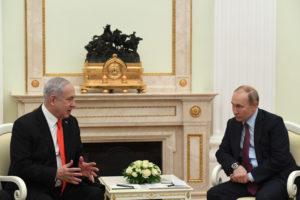 Kiderült, miről tárgyalt Netanjahu és Putyin Moszvában