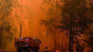 Ausztráliában meghalt három tűzoltó