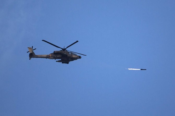 Izrael helikopterekkel és drónokkal támadhatta a szíriai állásokat