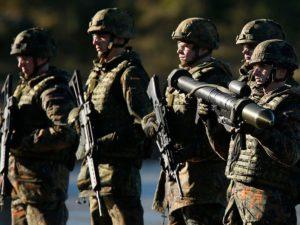 Egyre több a neonáci a német hadseregben