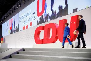 Előrehozott tartományi választást sürgetnek Türingiában a német CDU és CSU vezetői