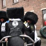 A zsidók mint rovarok: újabb antiszemita karnevál Belgiumban