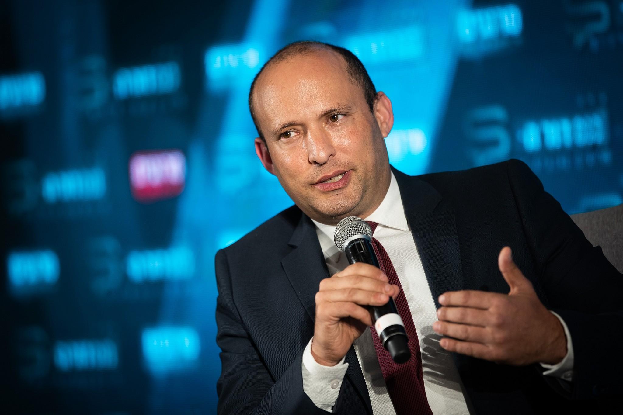 Lapid: Amíg Bennett a miniszterelnök, nem lesz palesztin állam
