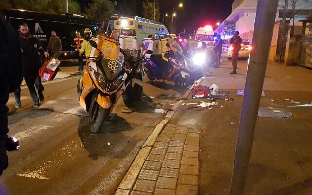 12 katona sérült meg egy jeruzsálemi terrortámadásban