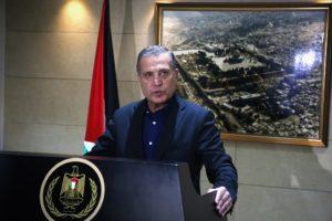 Palesztin Hatóság: békét akarunk, azonban a mi feltételeink szerint!