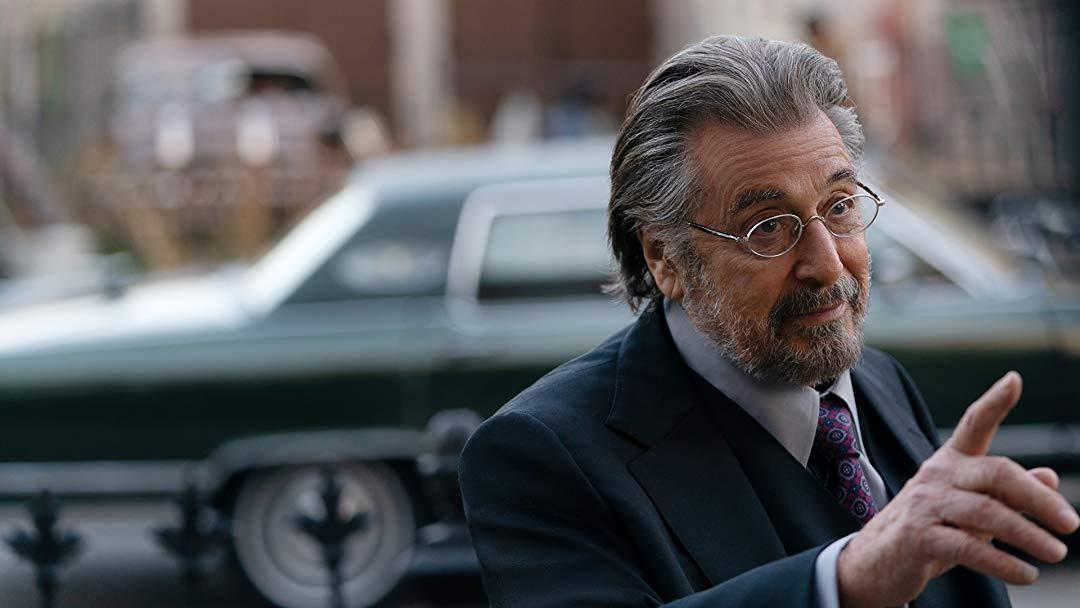 Al Pacino, a nácivadász