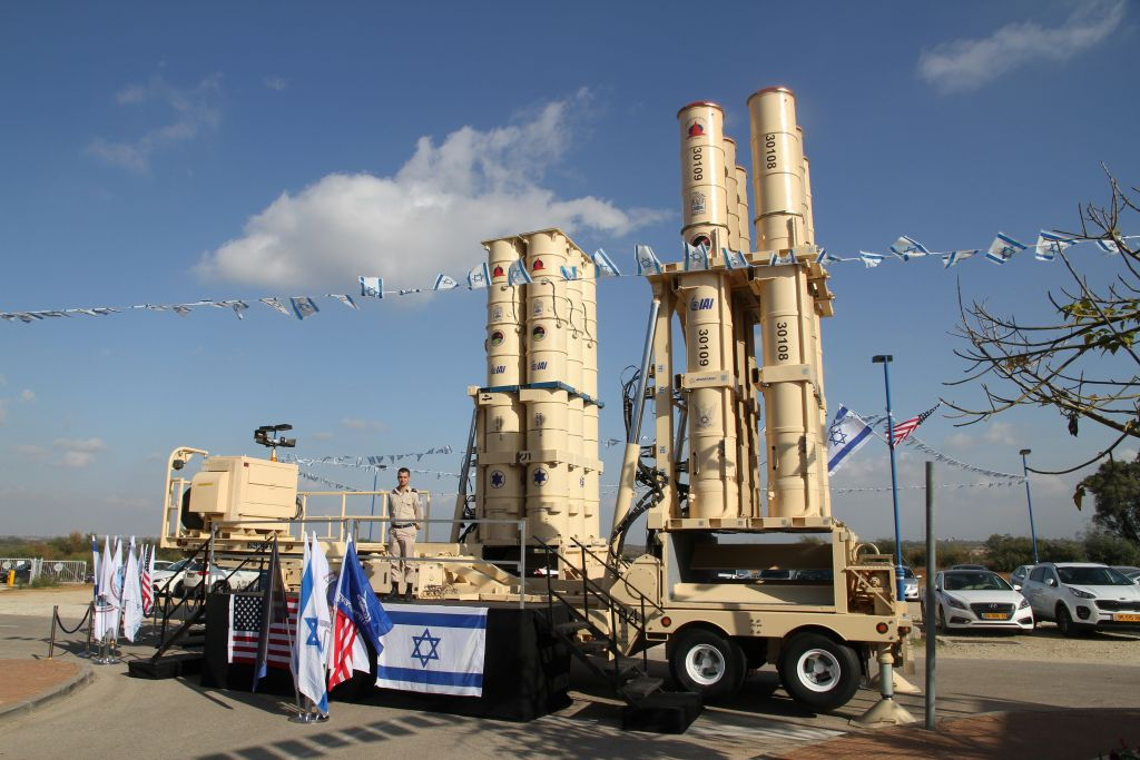 Az izraeli rakétavédelem sikeresen módosított Irán katonai taktikáján