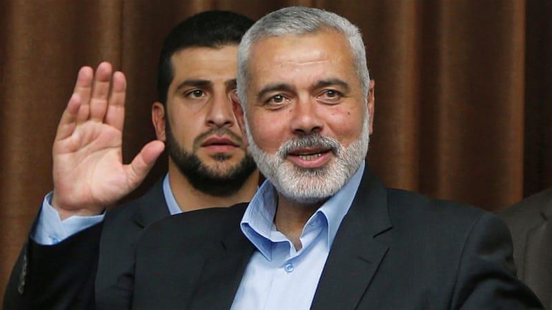 Elhagyta Gázát a palesztin terrorszervezet első embere