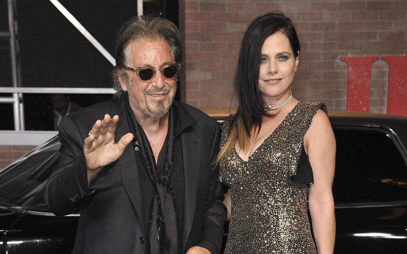 Kirúgta Al Pacinot a barátnője