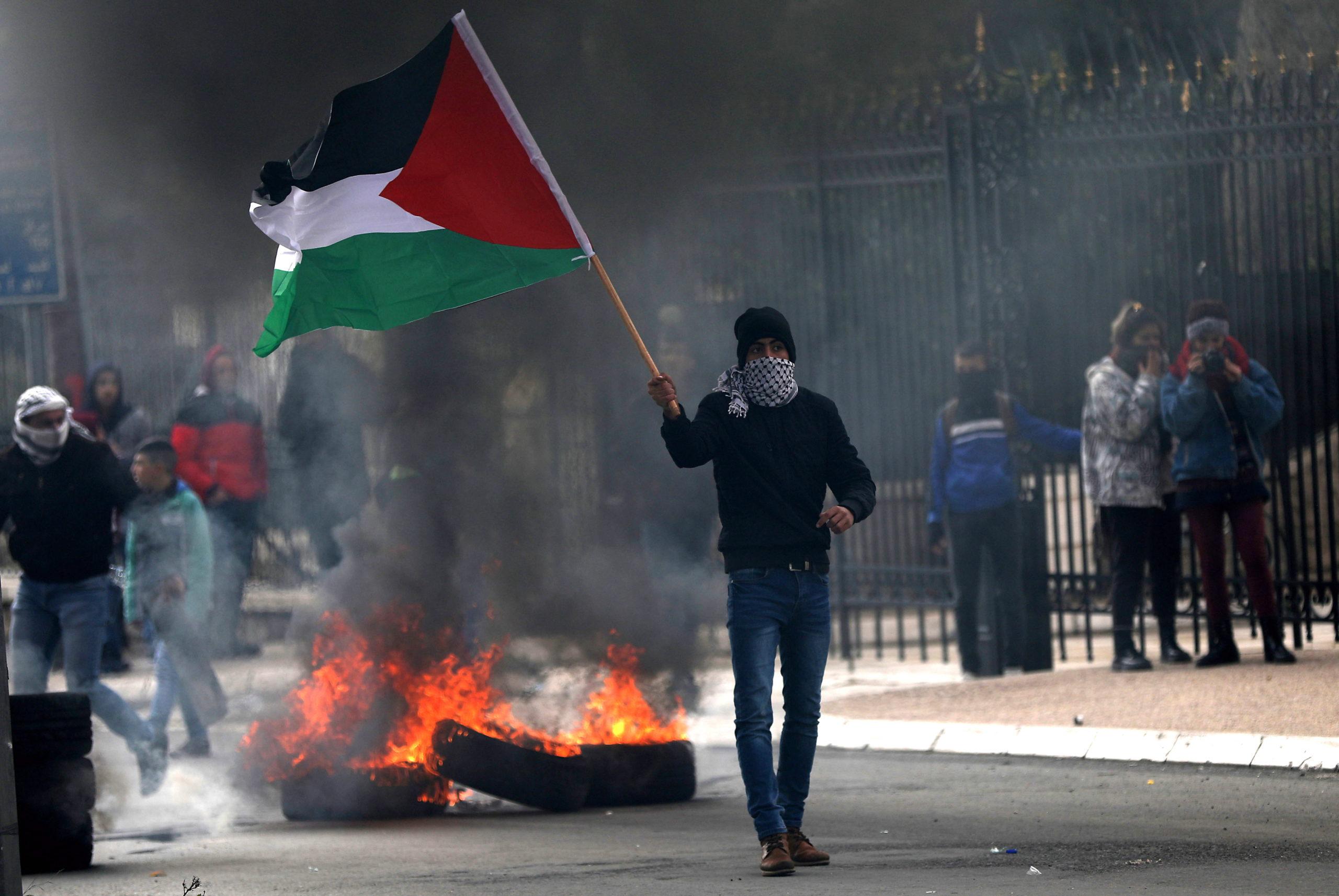 Erőszakkal készülnek a palesztinok az izraeli annektálásra?