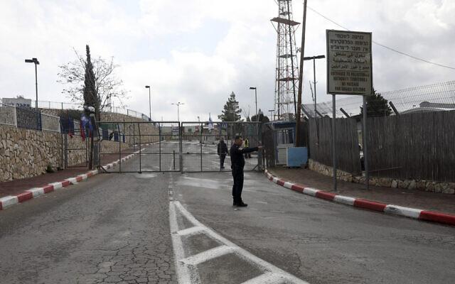Izrael szigorítja a palesztin munkavállalók belépését az országba