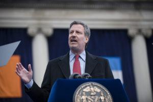 New York-i polgármester: Vagy bezárják a zsinagógákat, vagy mi fogjuk, de véglegesen